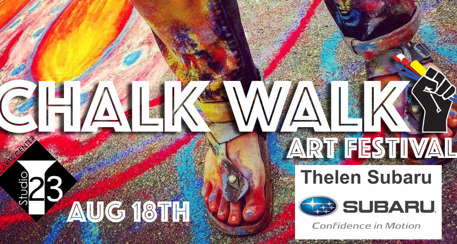 Chalk walk official