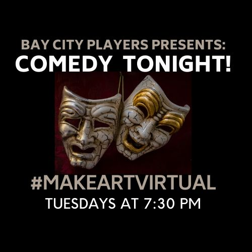 Comedy tonight 500 by 500 no date